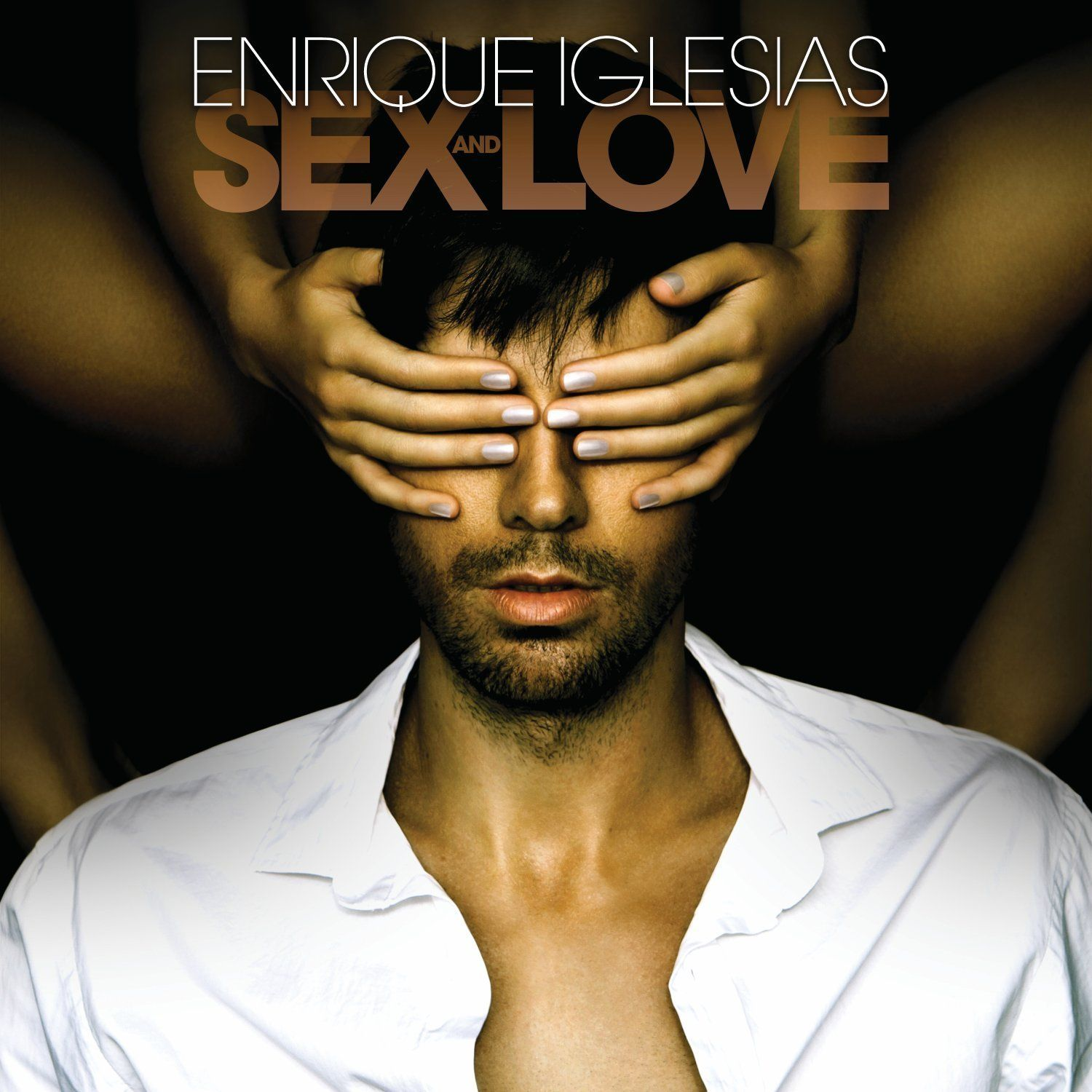 Enrique Iglesias - Sex And Love album cover