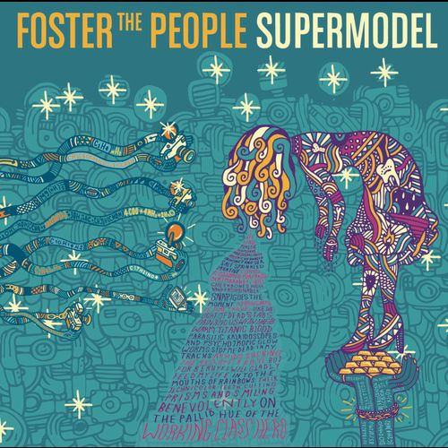 Foster The People - Supermodel album cover