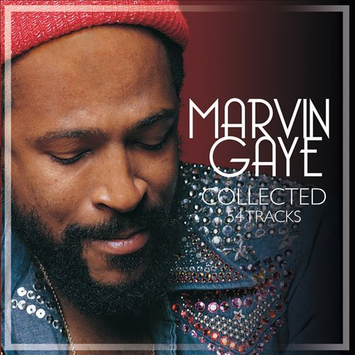 Marvin Gaye - Collected album cover