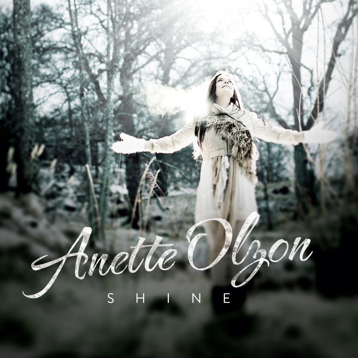 Anette Olzon - Shine album cover