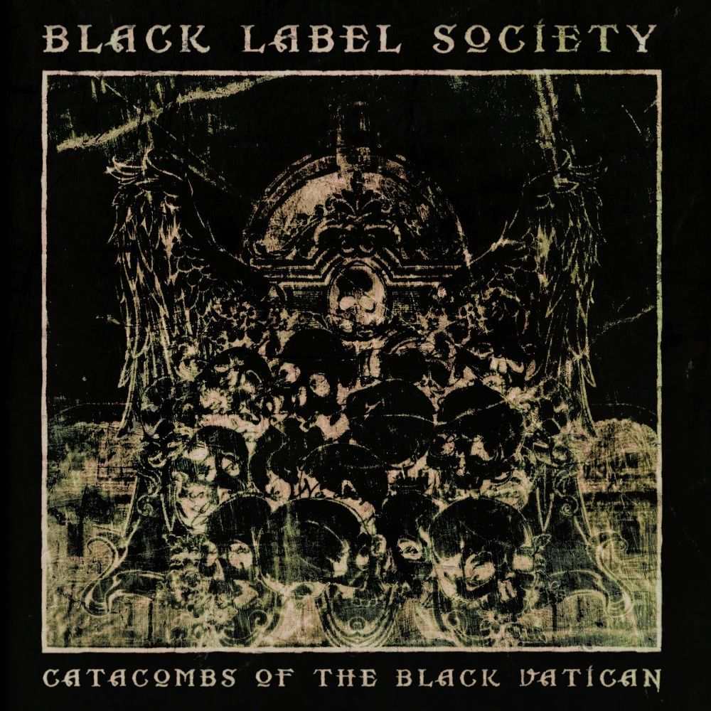 Black Label Society - Catacombs Of The Black Vatican album cover