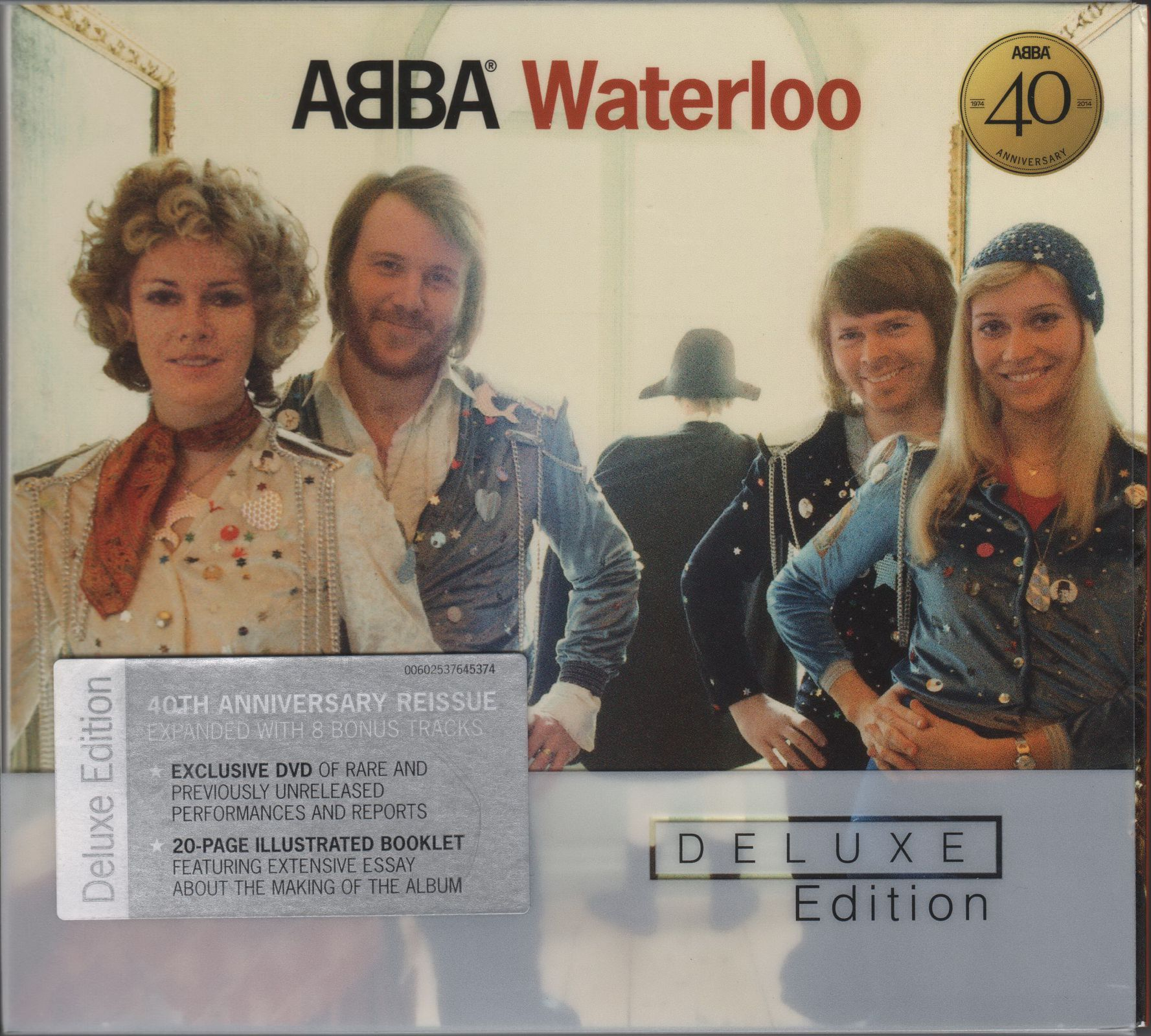 ABBA - Waterloo (deluxe edition) album cover