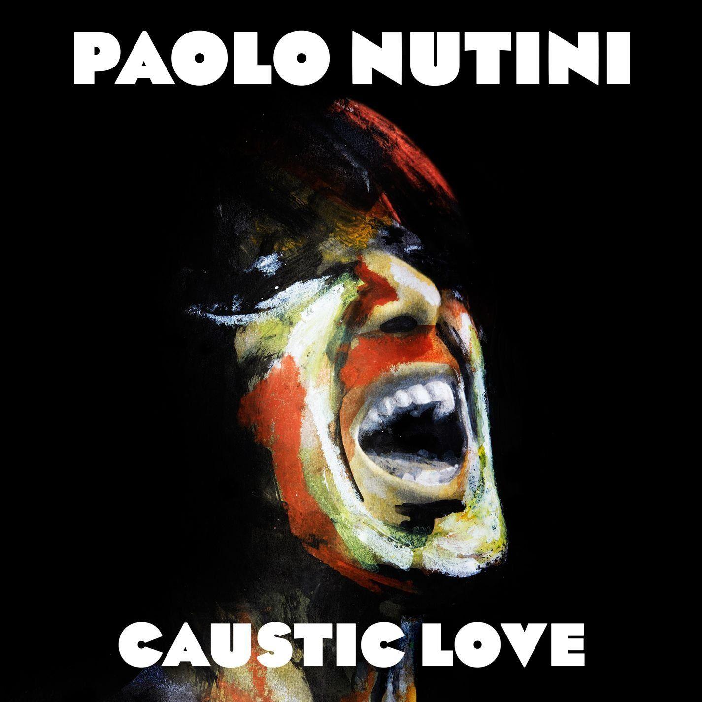 Paolo Nutini - Caustic Love album cover