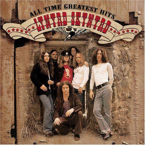 Lynyrd Skynyrd - All Time Greatest Hits album cover