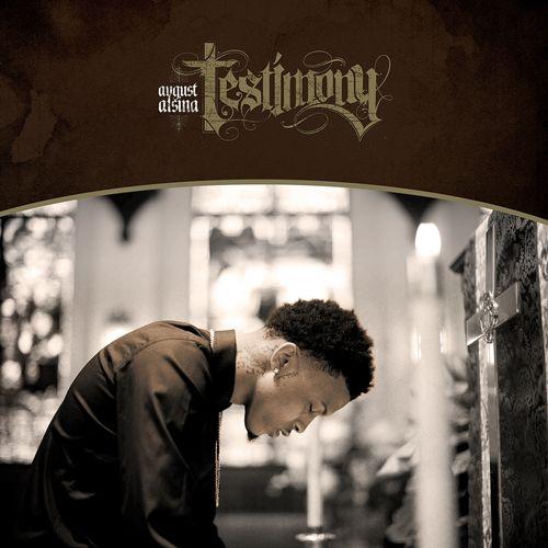 August Alsina - Testimony album cover
