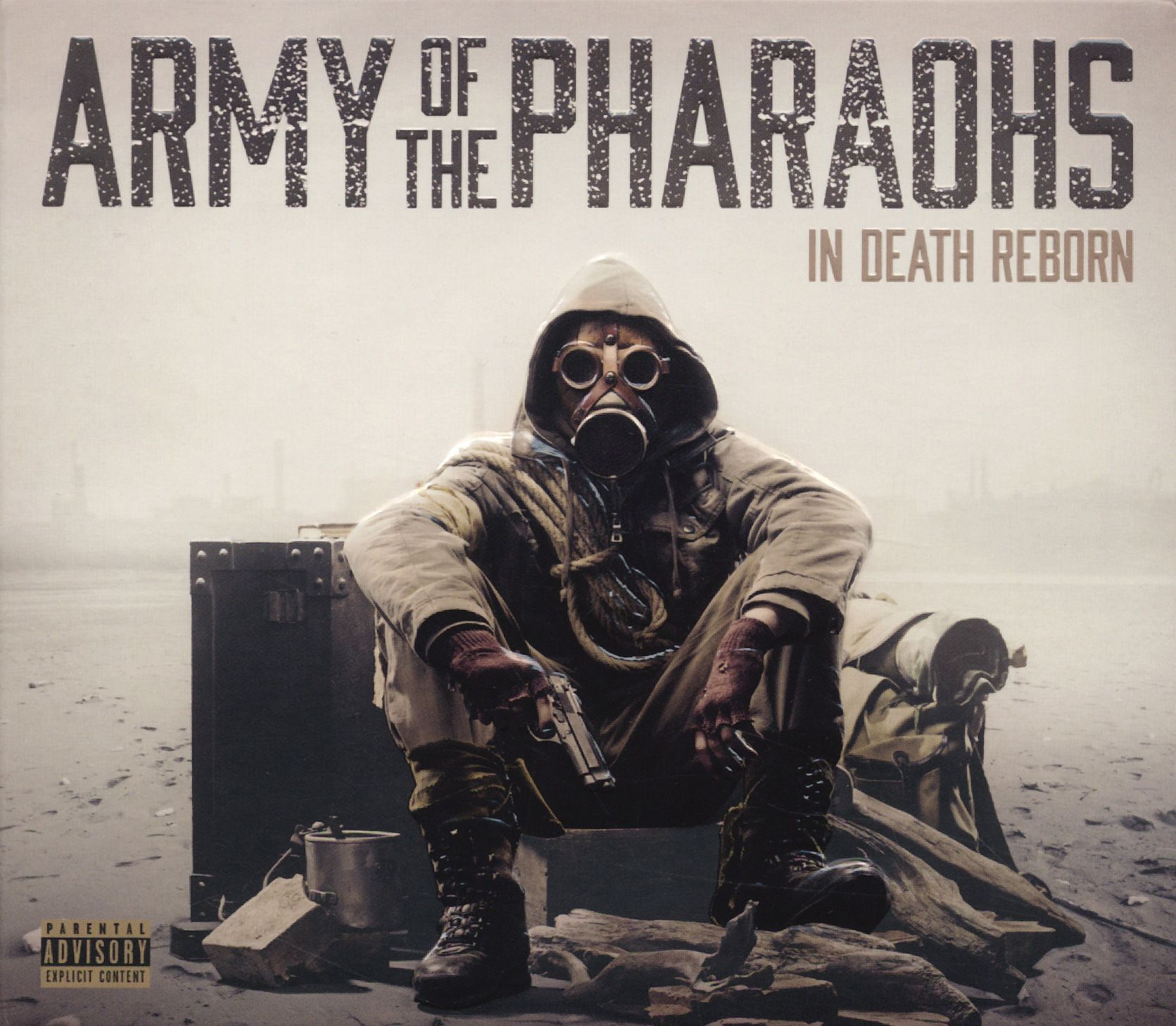 Army Of The Pharaos - In Death Reborn album cover