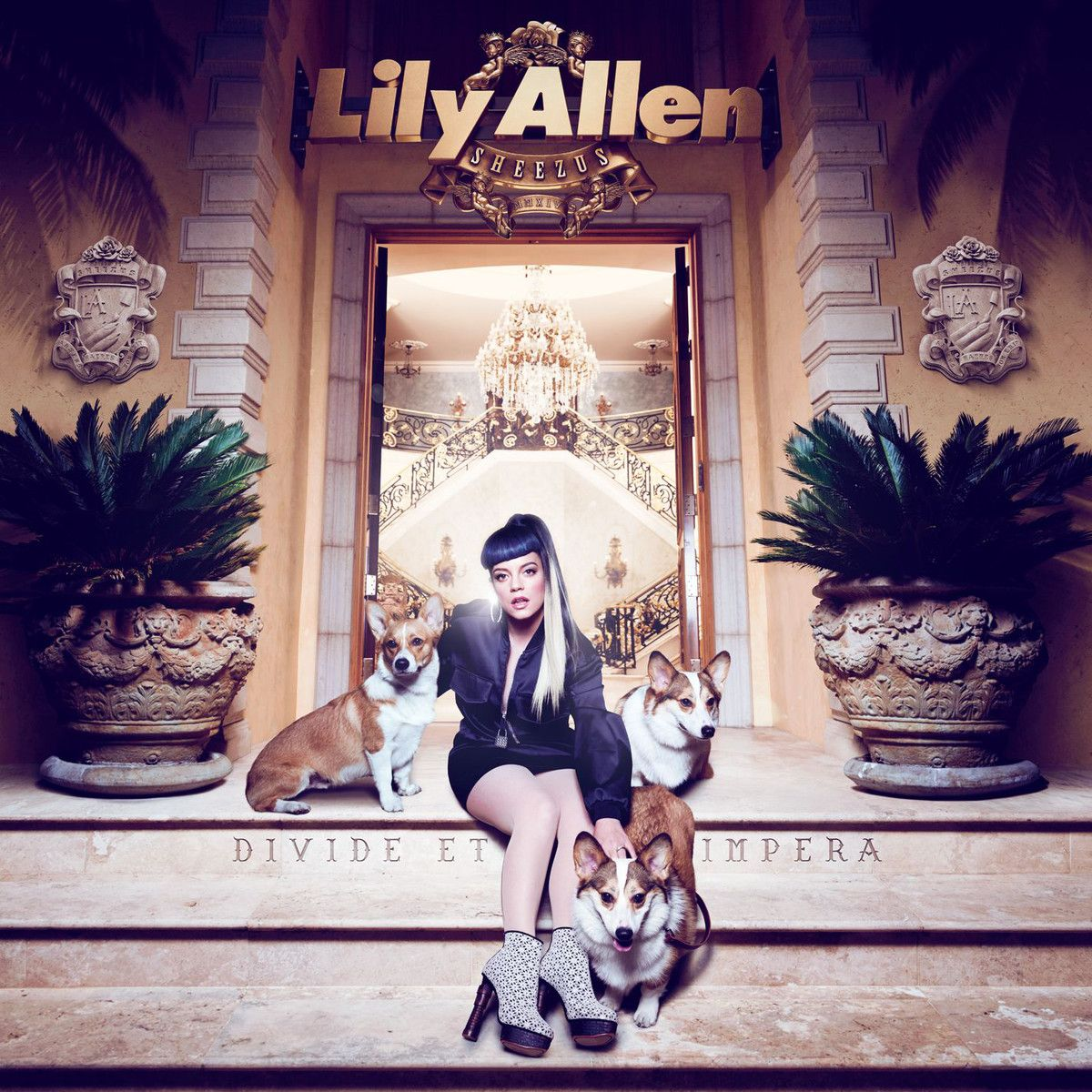 Lily Allen - Sheezus album cover
