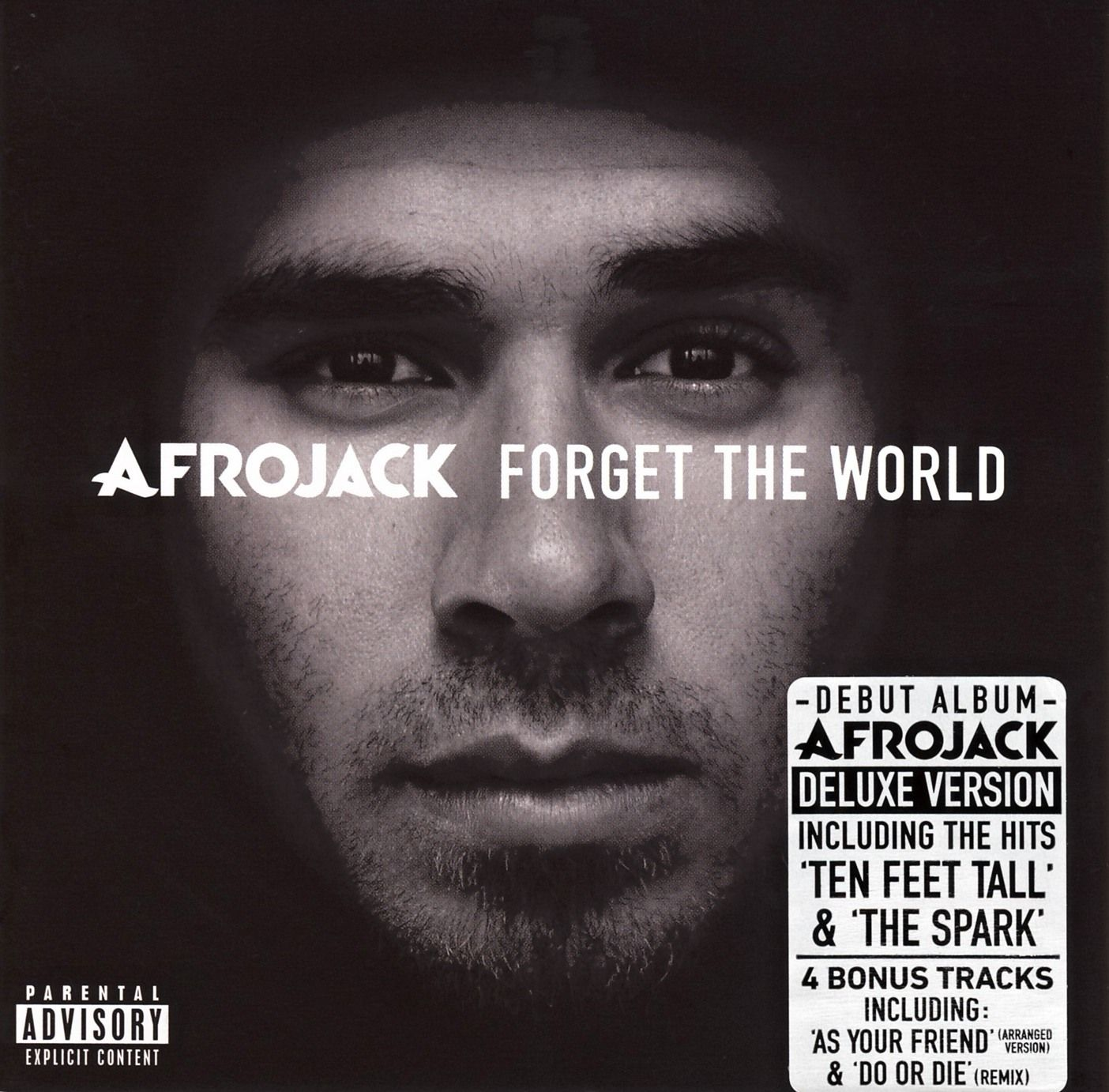 Afrojack - Forget The World album cover