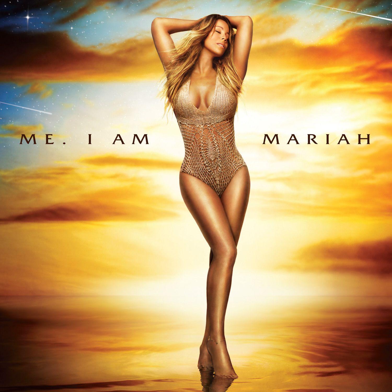 Mariah Carey - Me. I Am Mariah... The Elusive Chanteuse album cover