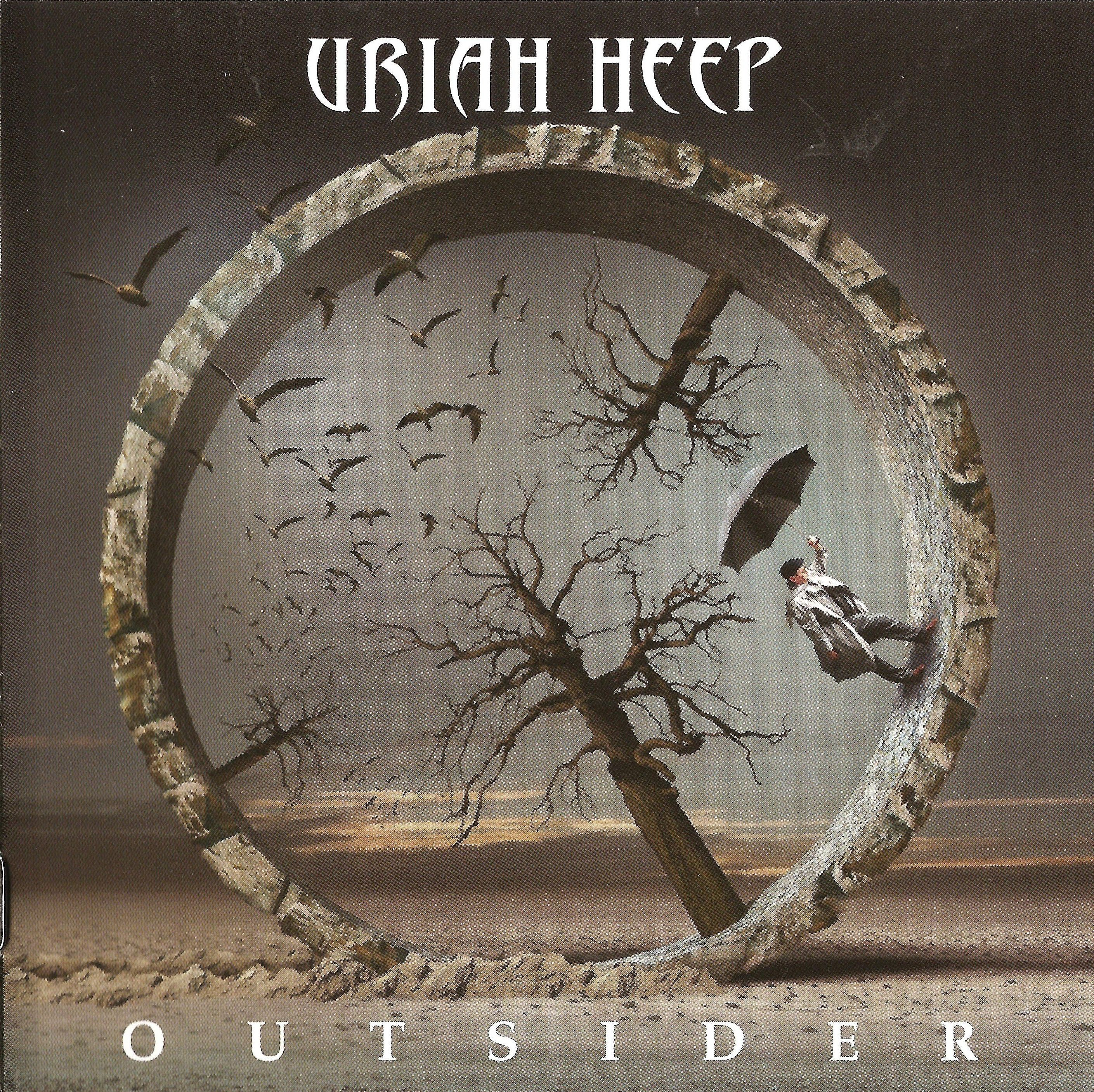 Uriah Heep - Outsider album cover