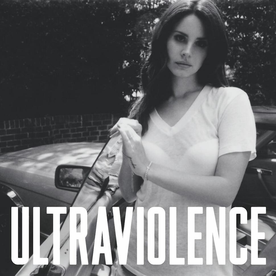 Lana Del Rey - Ultraviolence album cover