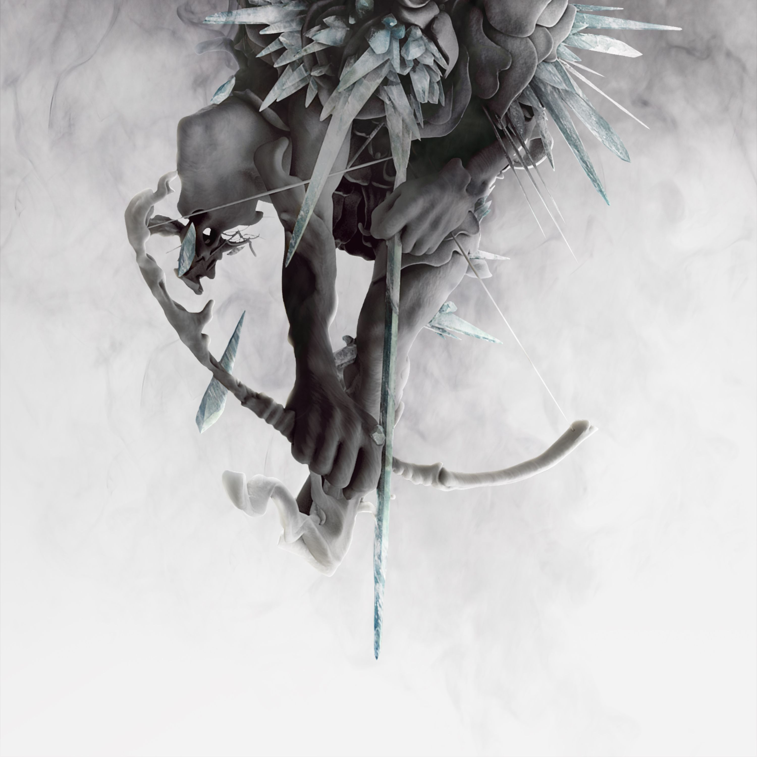 Linkin Park - The Hunting Party album cover