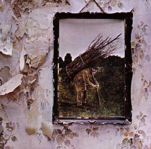 Led Zeppelin - Led Zepellin 4 (remastered) album cover