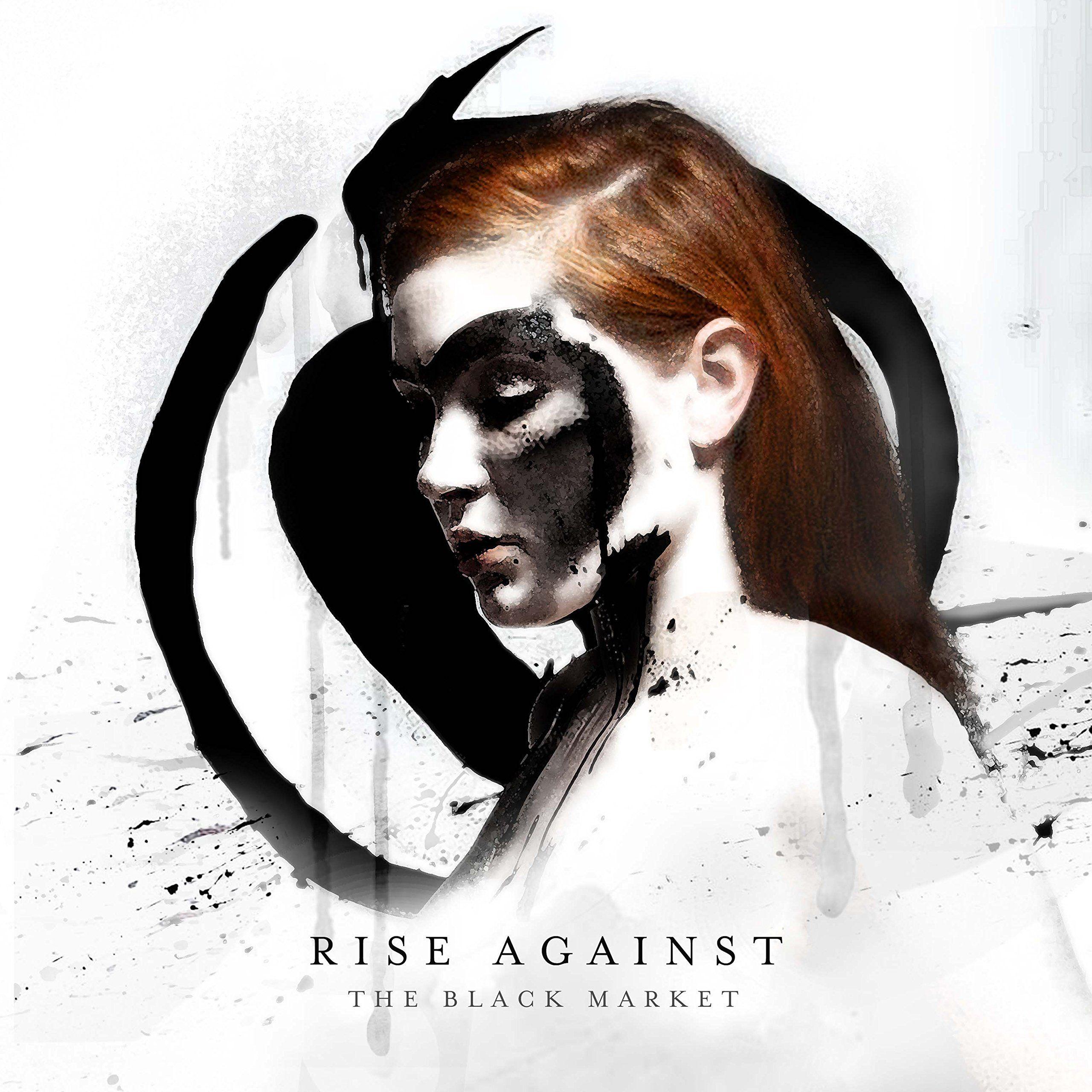Rise Against - The Black Market album cover
