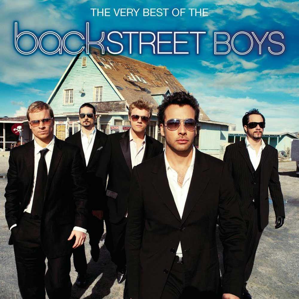 The Very Best Of The Backstreet Boys by Backstreet Boys ...