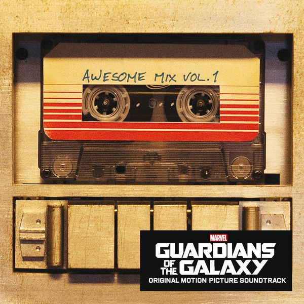 Soundtrack - Guardians Of The Galaxy: Awesome Mix Volume 1 album cover