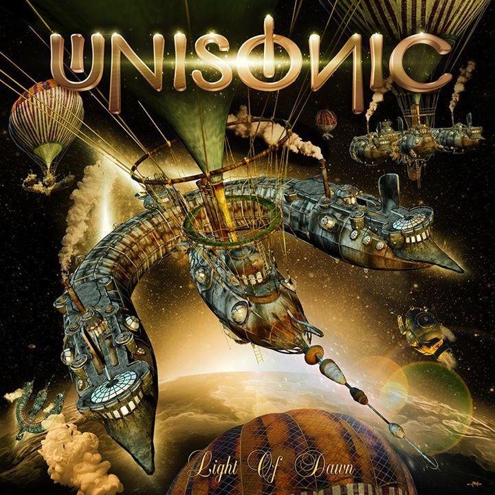 Unisonic - Light Of Dawn album cover