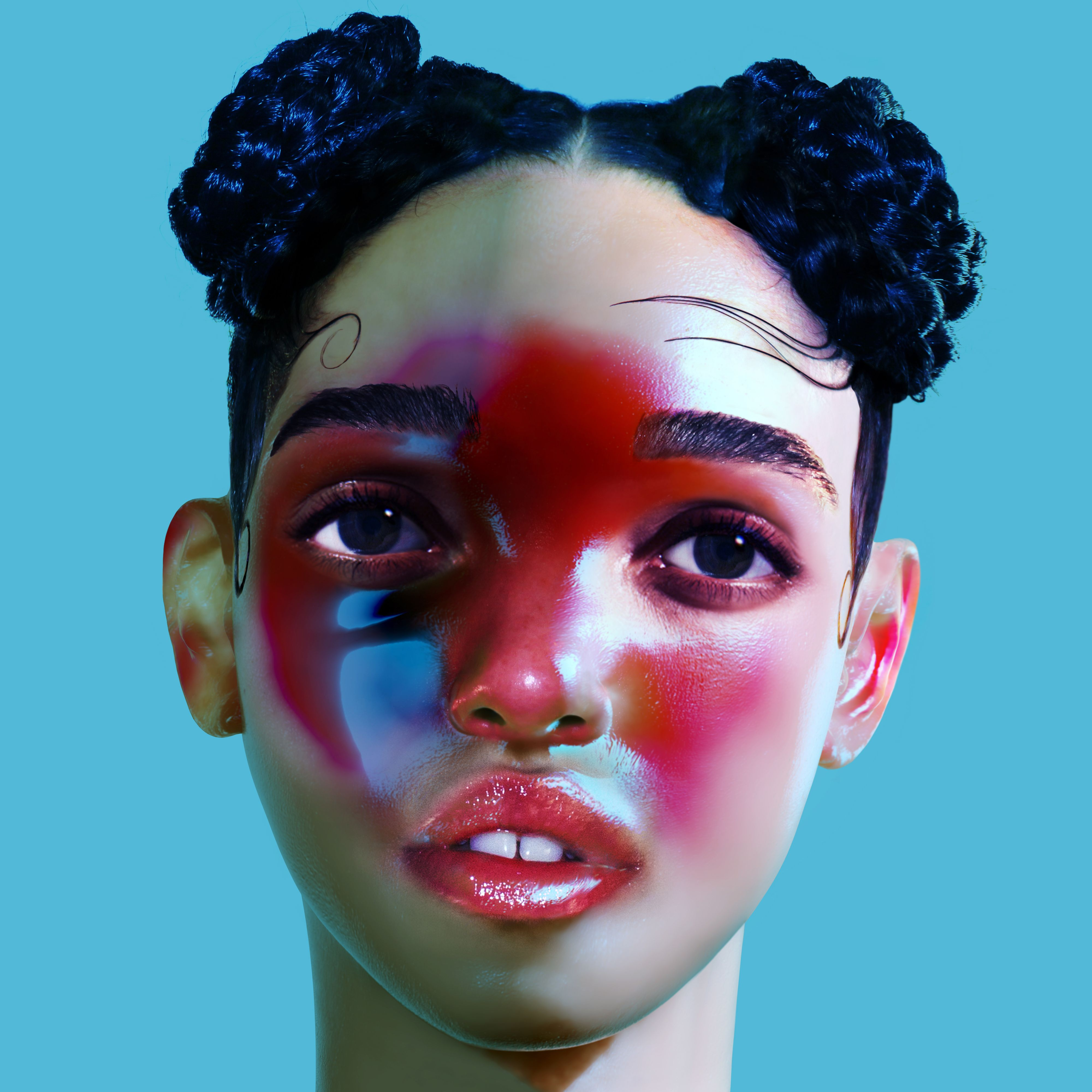 FKA Twigs - LP1 album cover