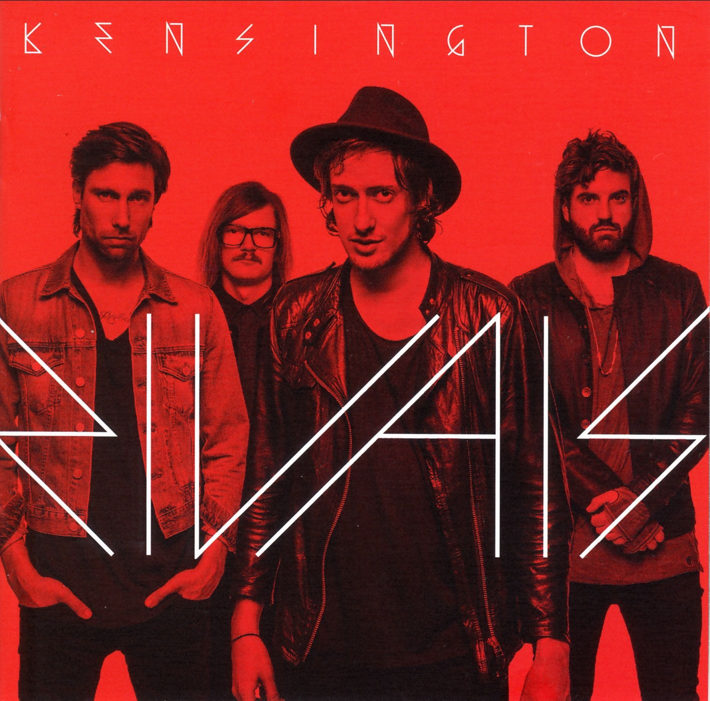 Kensington - Rivals album cover