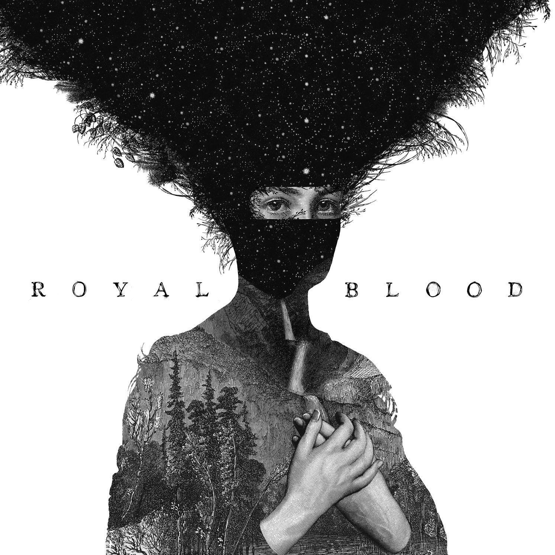 Royal Blood - Royal Blood album cover