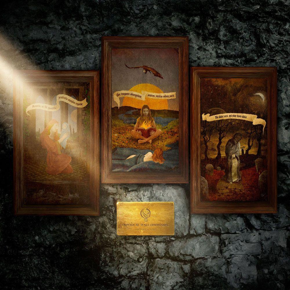 Opeth - Pale Communion album cover