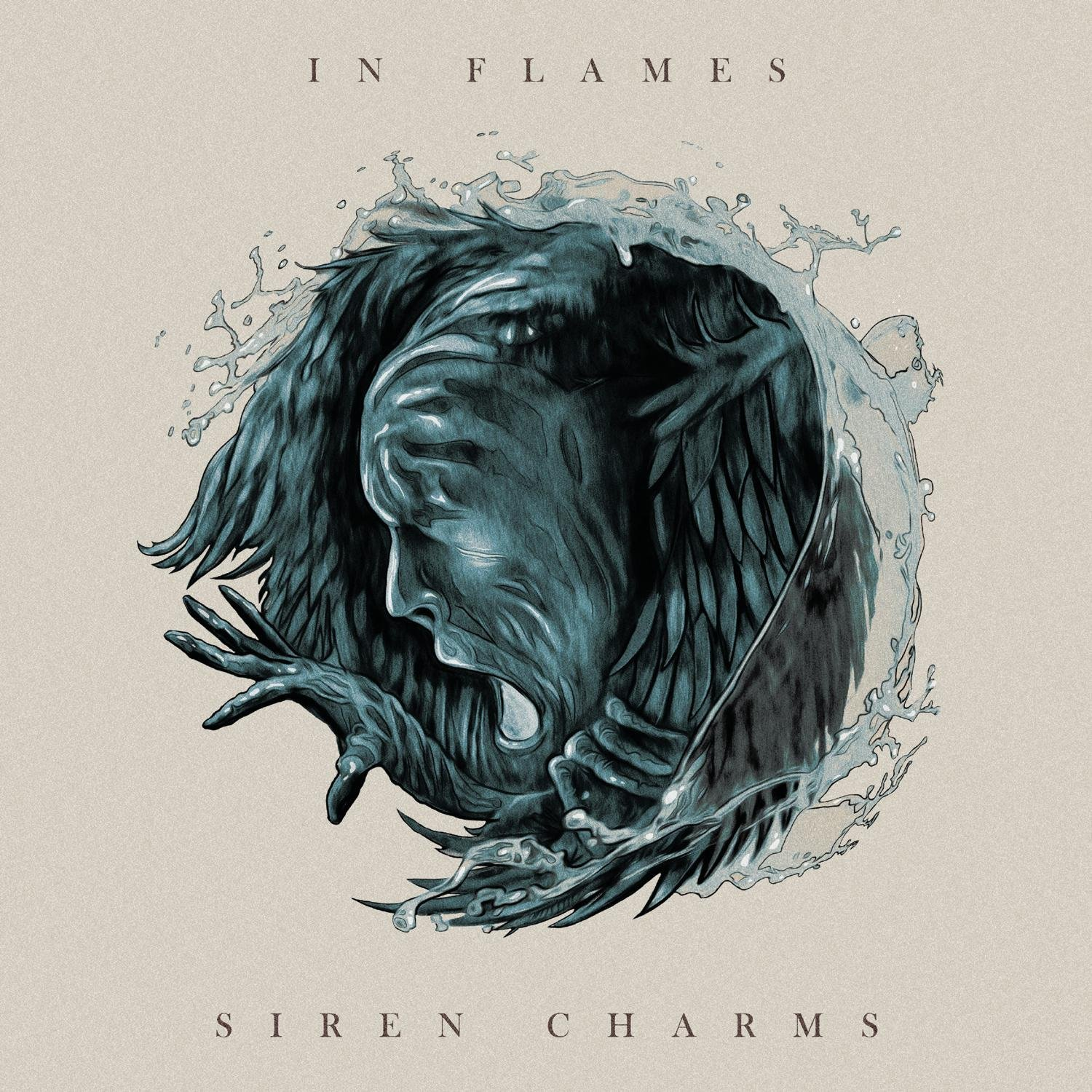 In Flames - Siren Charms album cover
