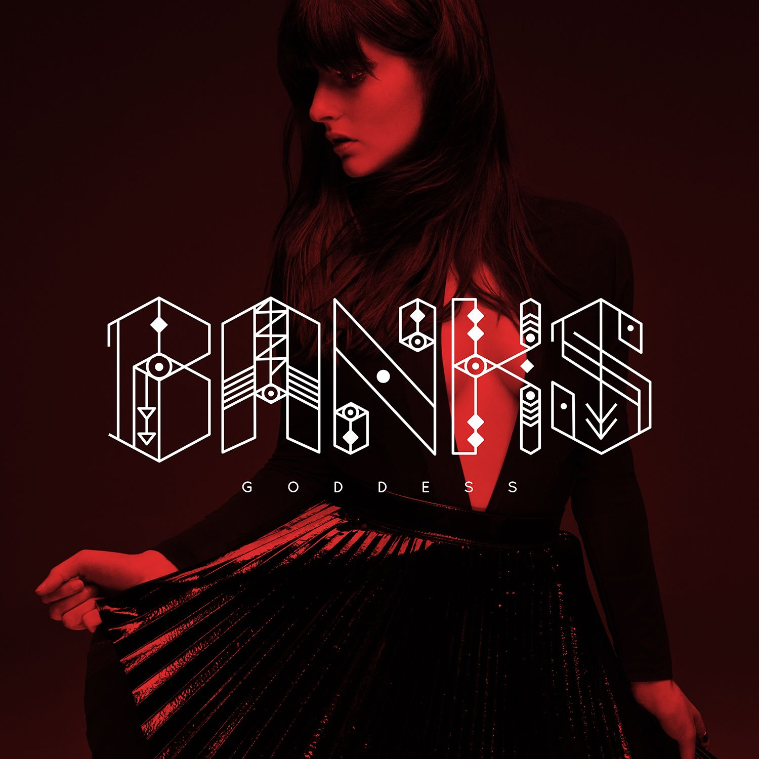 BANKS - Goddess album cover
