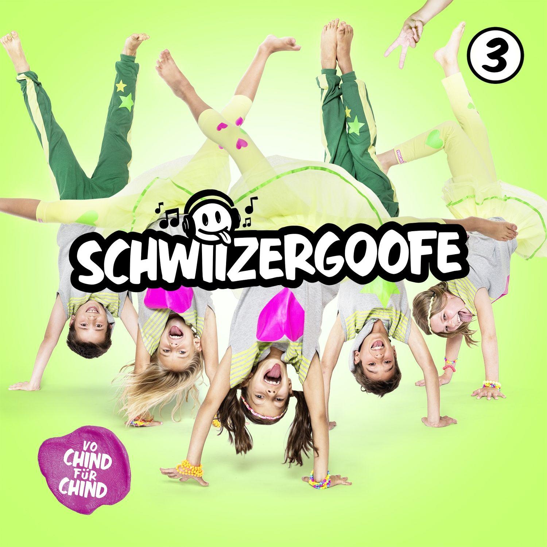 Schwiizergoofe - 3 album cover