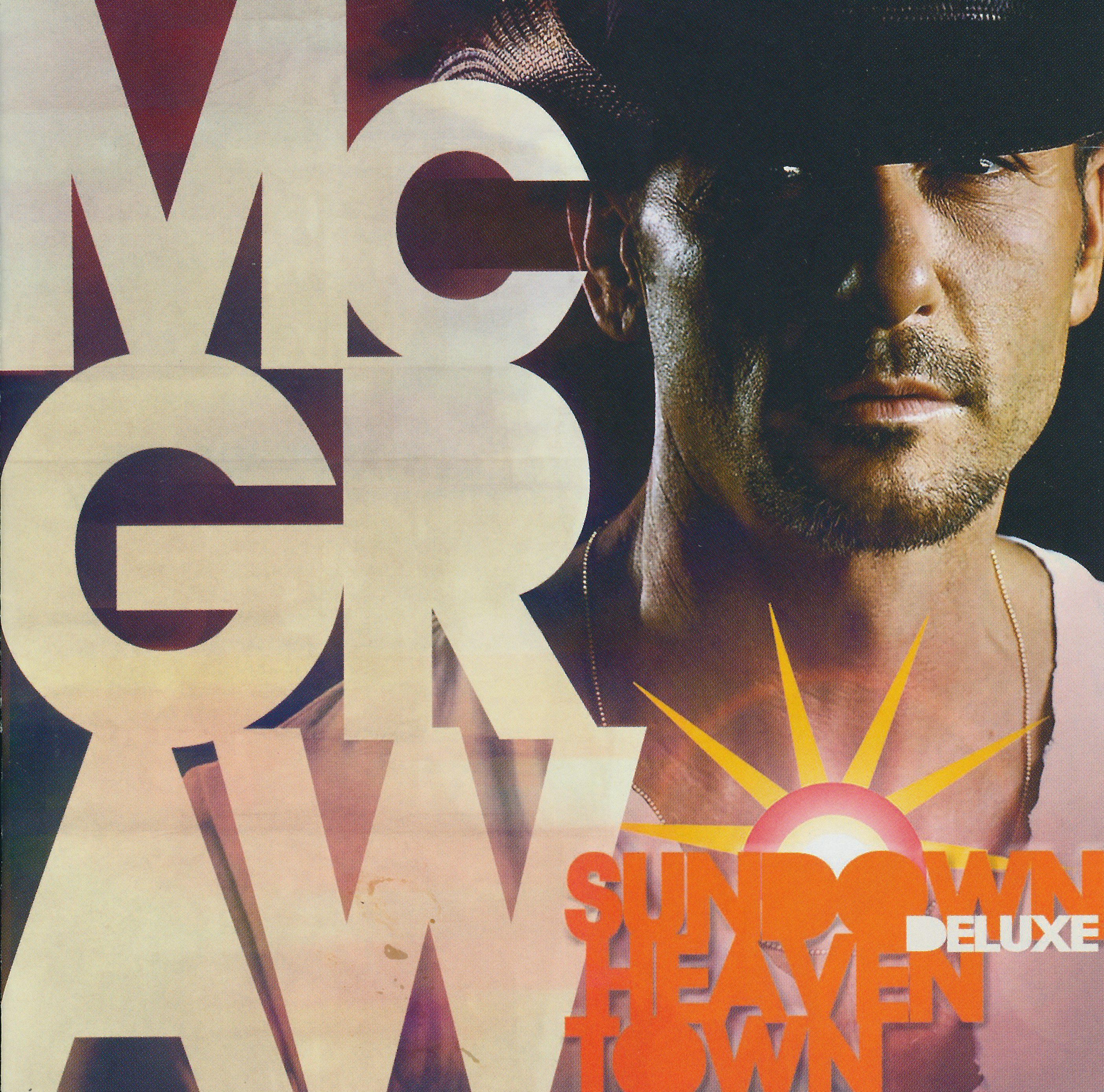 Tim McGraw - Sundown Heaven Town album cover