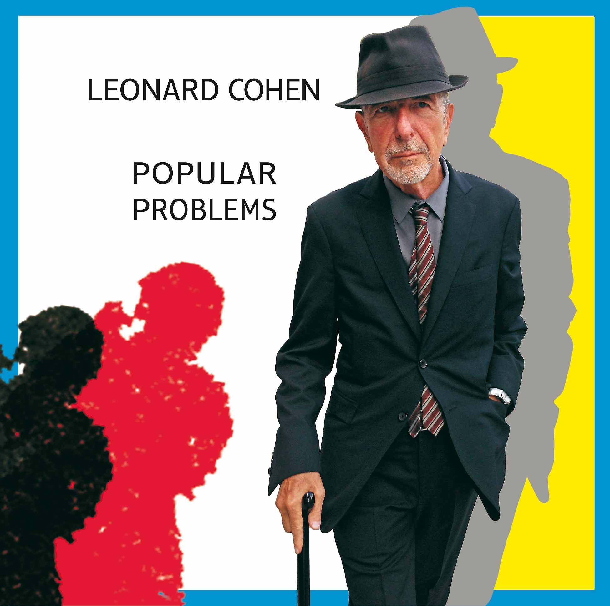 Leonard Cohen - Popular Problems album cover