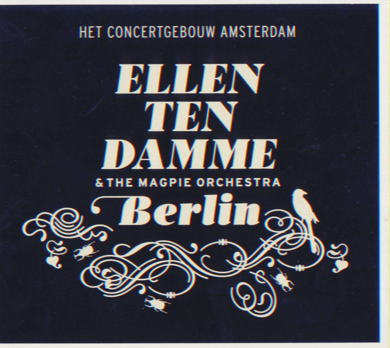 Ellen Ten Damme - Berlin album cover