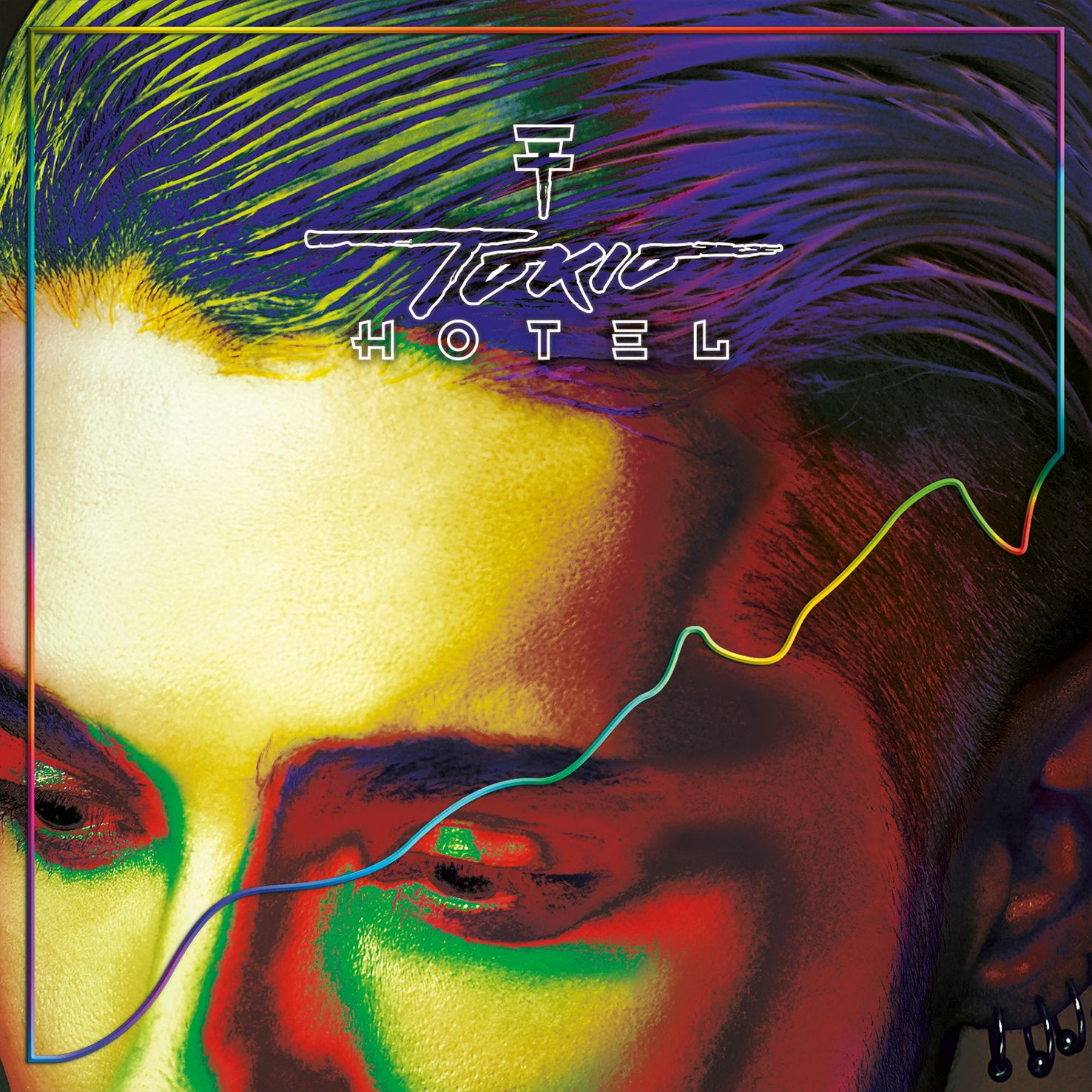 Tokio Hotel - Kings Of Suburbia album cover