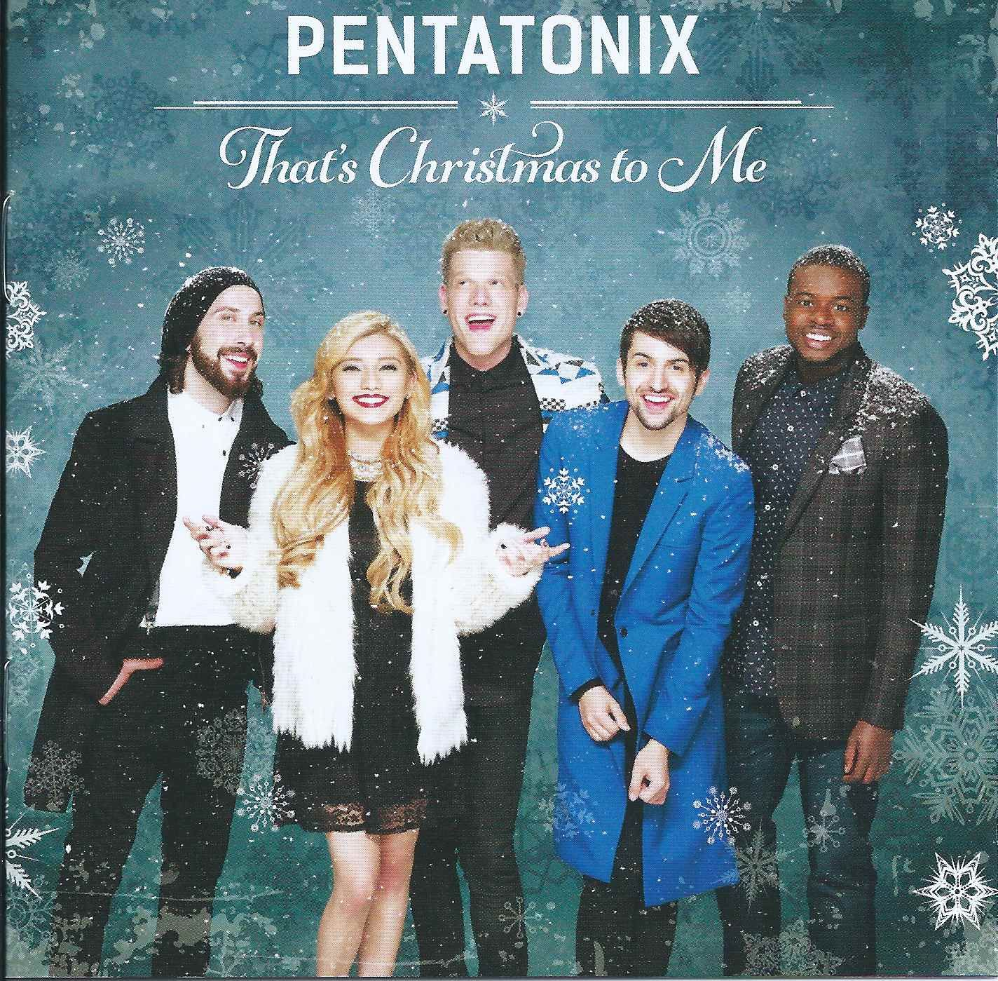 Pentatonix - That's Christmas To Me album cover