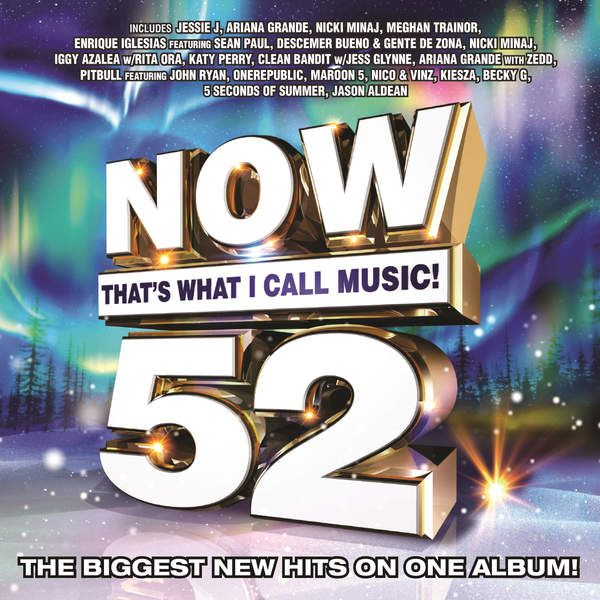 Various Artists - Now 52 album cover