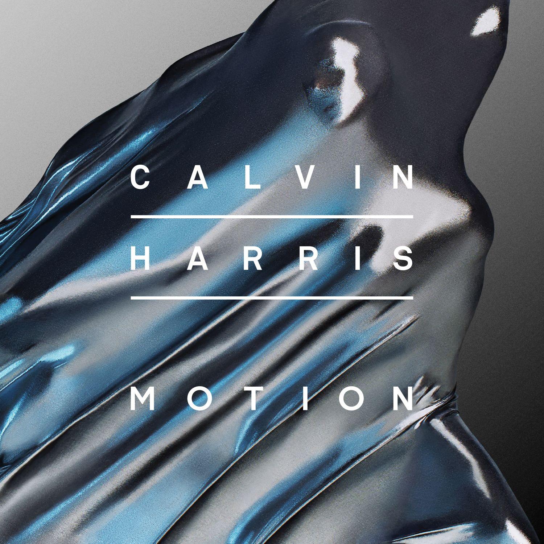 Calvin Harris - Motion album cover