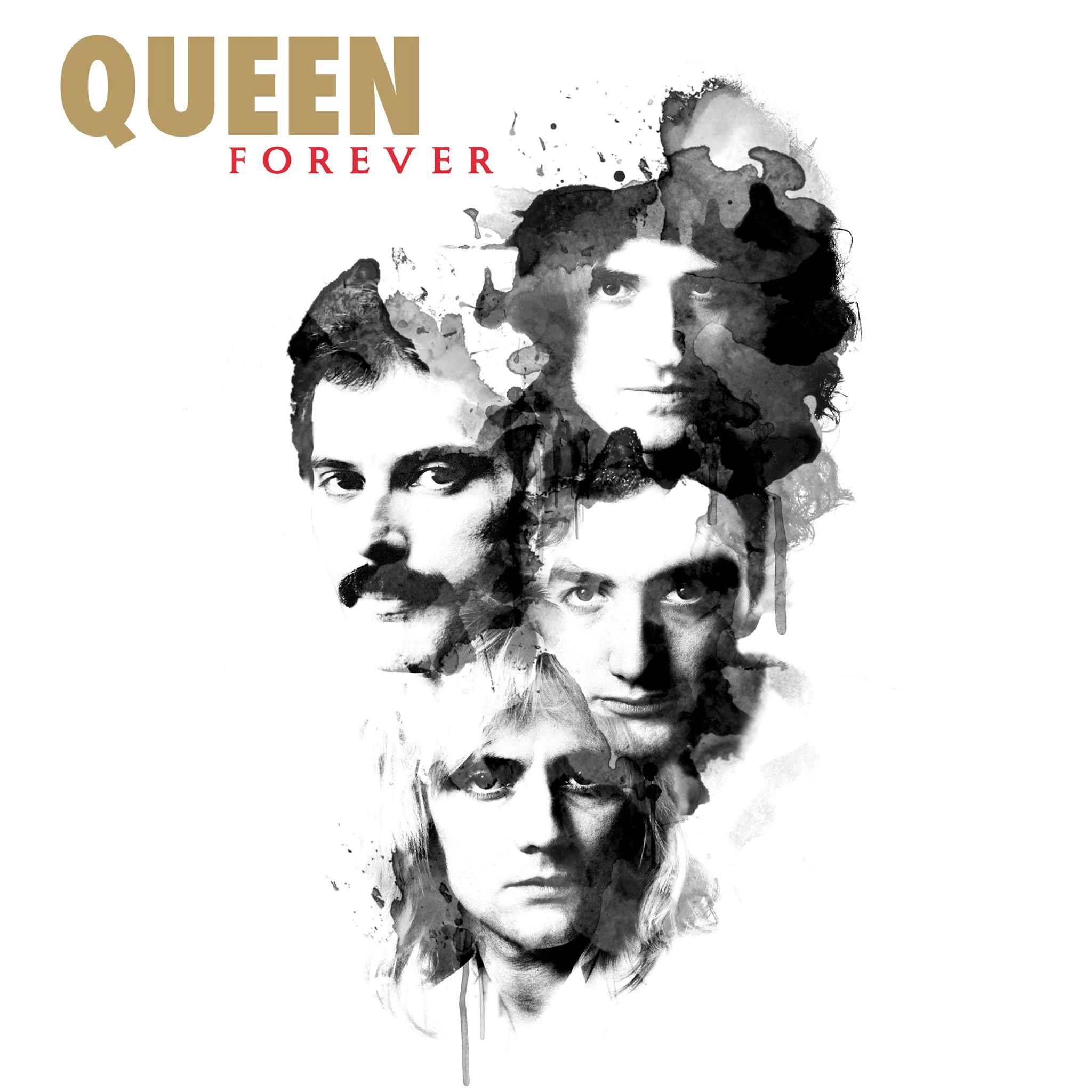 Queen - Queen Forever album cover