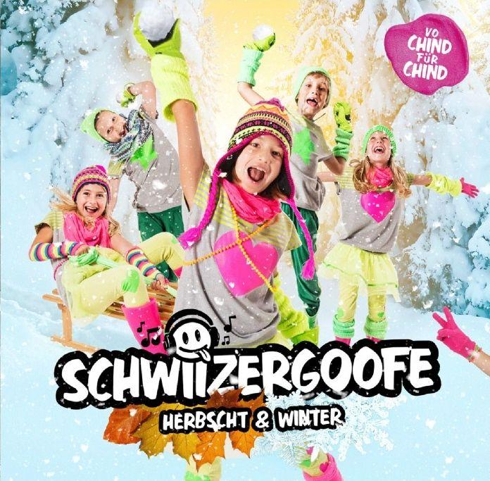 Schwiizergoofe - Herbscht & Winter album cover