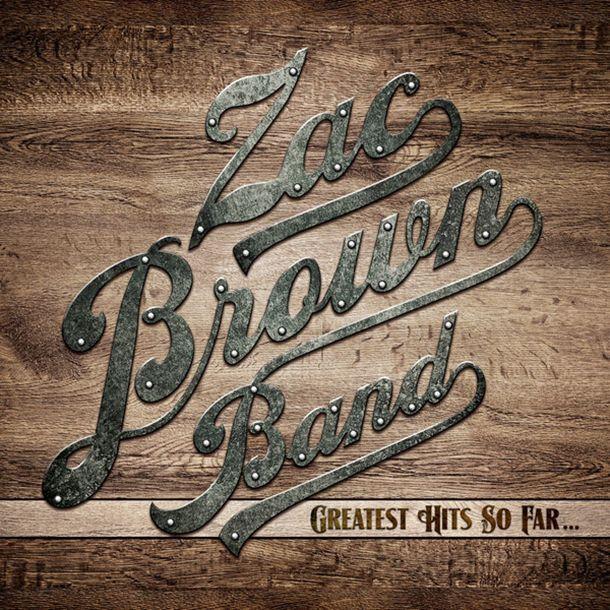 Zac Brown Band - Greatest Hits So Far... album cover