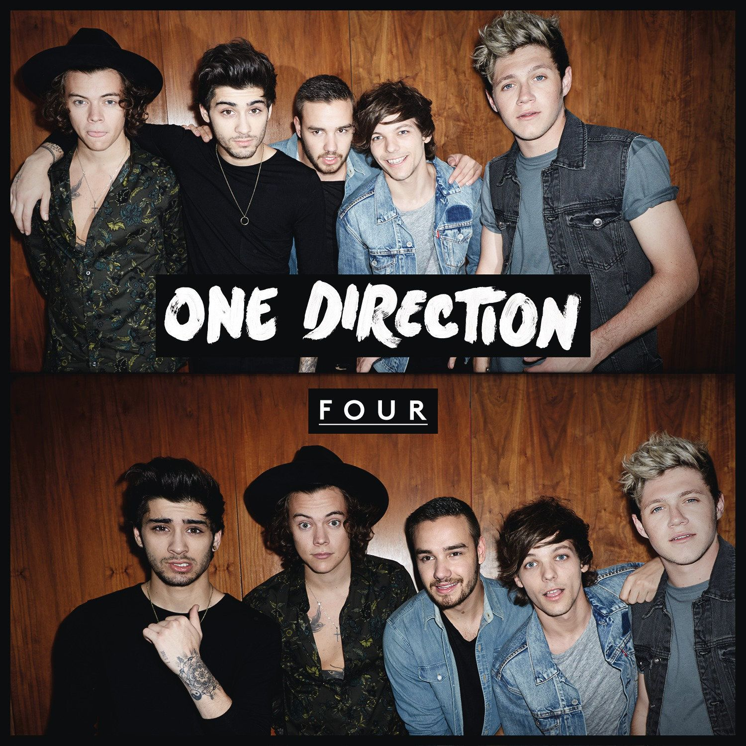 One Direction - Four album cover