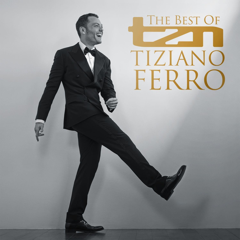 Tiziano Ferro - Tzn - The Best Of Tiziano Ferro album cover