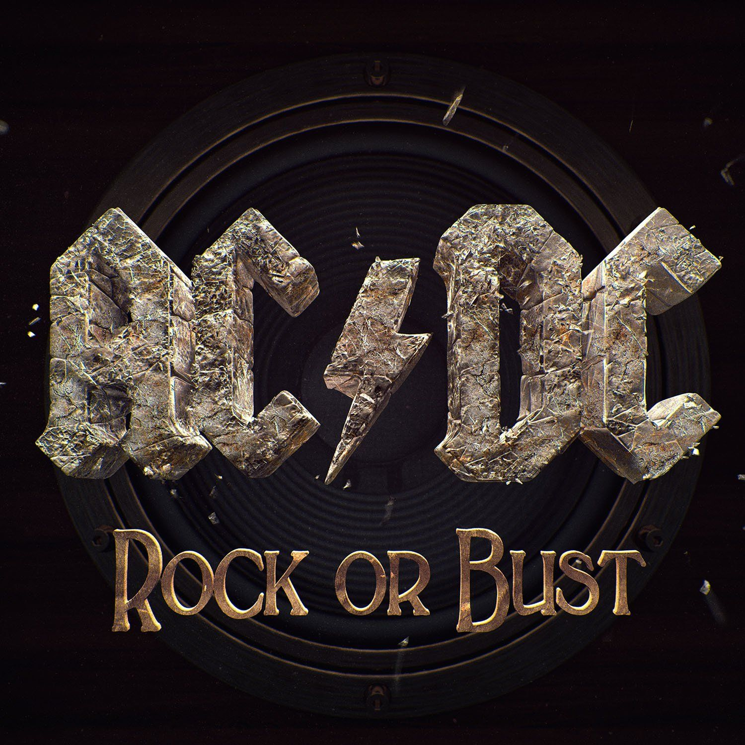 AC/DC - Rock Or Bust album cover