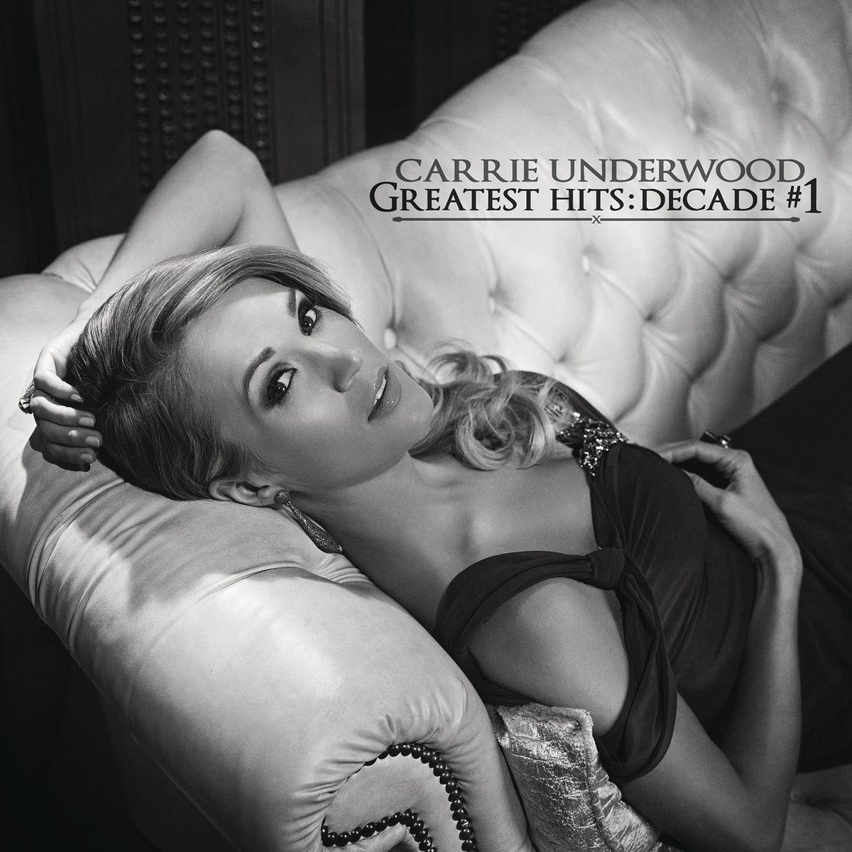 Carrie Underwood - Greatest Hits: Decade #1 album cover