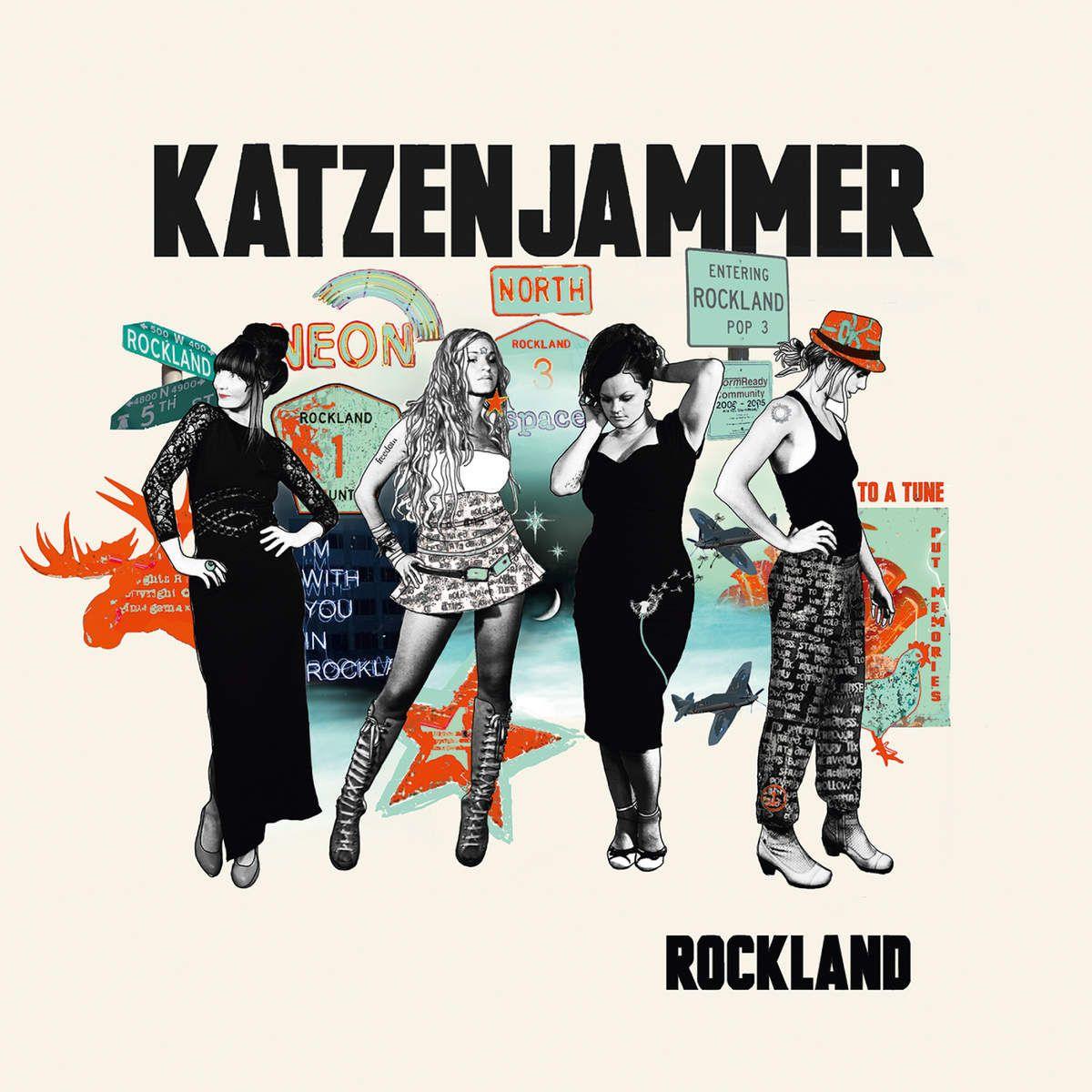 Katzenjammer - Rockland album cover