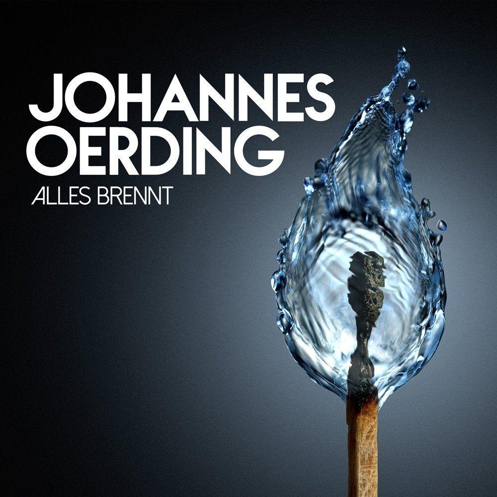 Johannes Oerding - Alles Brennt album cover