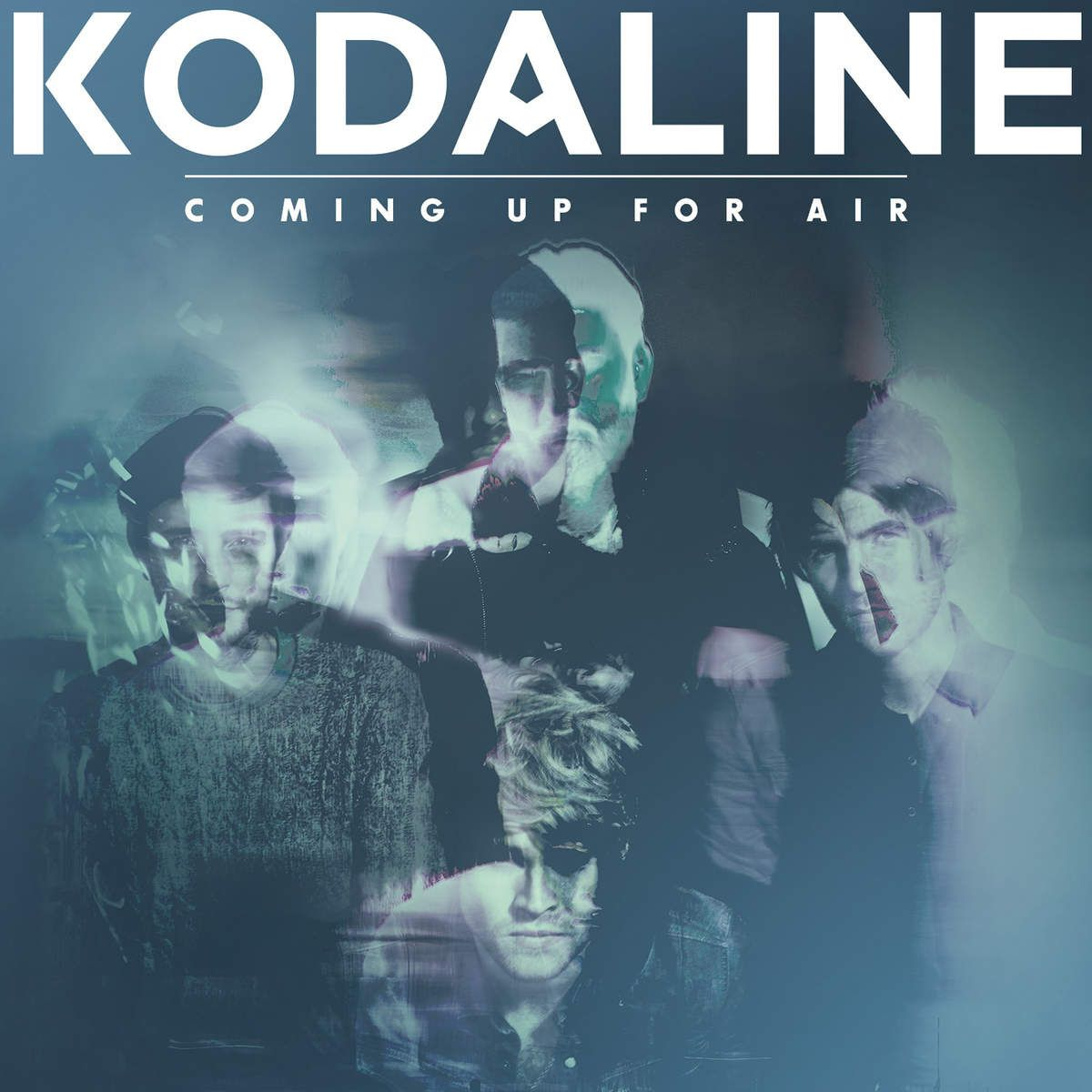 Kodaline - Coming Up For Air album cover