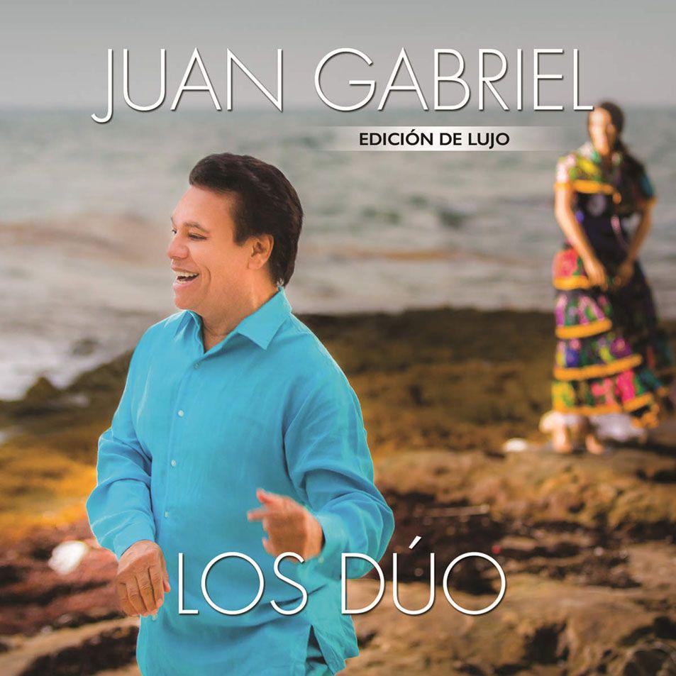 Juan Gabriel - Los Duo album cover