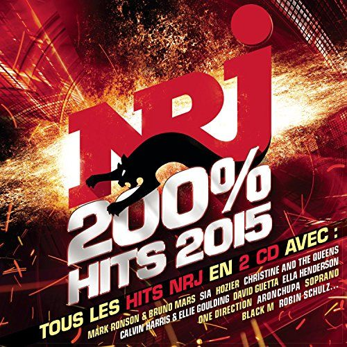 Various Artists - Nrj 200% Hits album cover