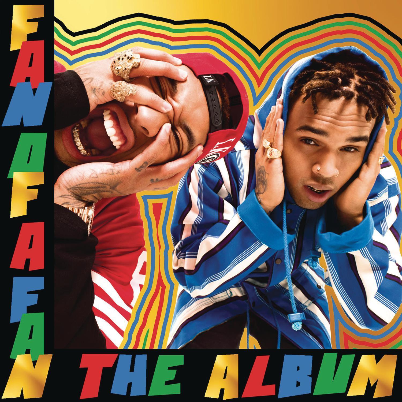 Chris Brown - Fan Of A Fan - The Album album cover
