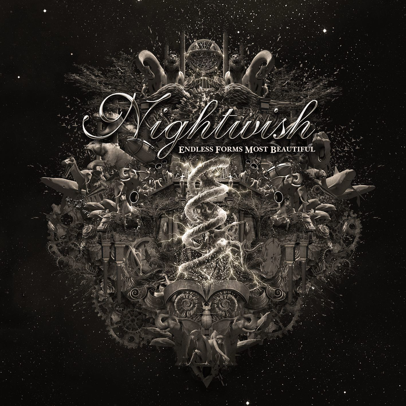 Nightwish - Endless Forms Most Beautiful album cover