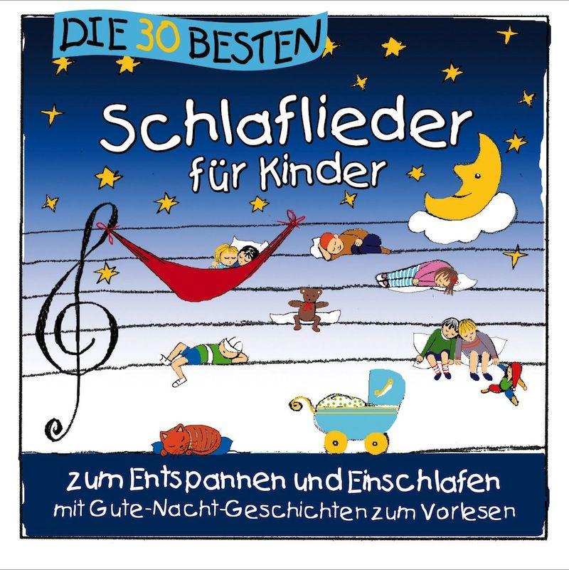 Simone Sommerland - Die 30 Besten Schlaflieder Für Kinder album cover